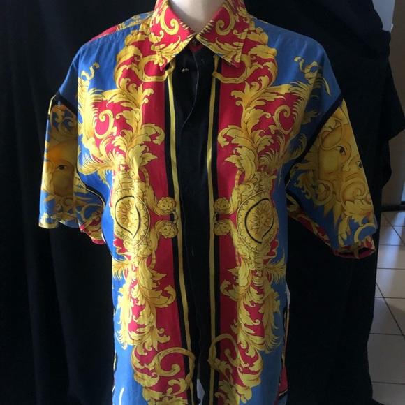 8d76c73bdcae0 versace jean couture Tops